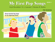 My First Pop Songs; Book 1