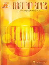 First Pop Songs for 5-Finger Piano