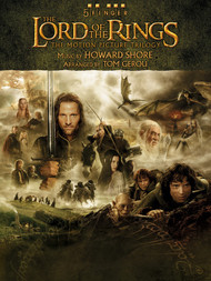 The Lord of the Rings Motion Picture Trilogy for 5-Finger Piano