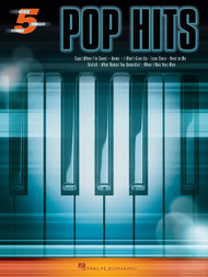 Pop Hits for 5-Finger Piano