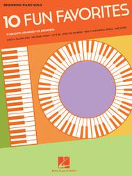 10 Fun Favorites for Beginning Piano Solo