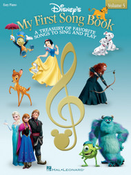 Disney's My First Songbook: Volume 5 for Easy Piano