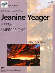 Fresh Impressions - Level 1 for Easy Piano