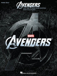 The Avengers: Music from the Motion Picture Soundtrack for Intermediate to Advanced Piano Solo