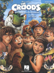 The Croods: Music from the Motion Picture Soundtrack for Intermediate to Advanced Piano Solo
