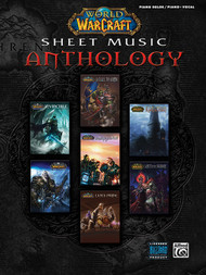 World of WarCraft Sheet Music Anthology for Intermediate to Advanced Piano Solo / Vocal