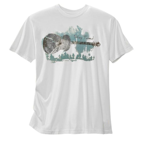 Men's XXL T-Shirt - Stay Tuned Tin Cup