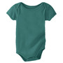 Organic Cotton Onsie - Solid - Forest