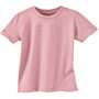 Toddler Tee - Solid - Soft Pink
