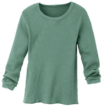 Infant Thermal Solid - Sea Green