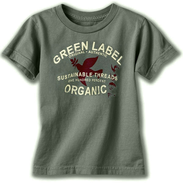 Toddler Tee Authentic Willow