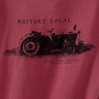 Men's Sustainable and Made in America T-Shirts - Brick