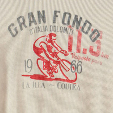 Men's Thermal - Gran Fondo Wheat