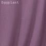 Infant Tee Solid Eggplant