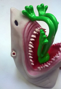 'Scary' Shark Hand Puppet