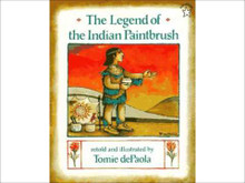 The Legend of the Paintbrush Paperback