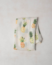 Baby Swaddle Pineapple- Extra Soft