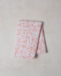 Baby Swaddle Garden Rose