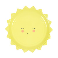Sun Plate- Small