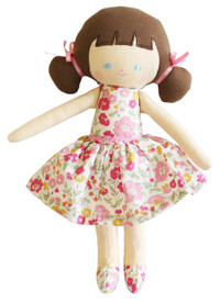 Audrey Doll- Rose Garden