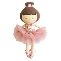 Baby Ballerina Doll- Rose Garden