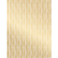 Gold Foil Continuous Stripes Roll Wrapping Paper