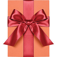 Red Satin Ribbon- 1 inch