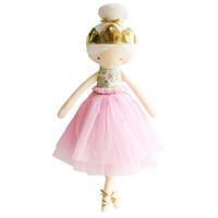 Princess Amelie Doll- Ivory