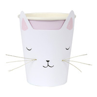 Cat with Whiskers Cup