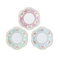 Truly Chintz Paper Plates- Small