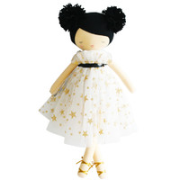 Iris Pom Pom Doll- Gold Star
