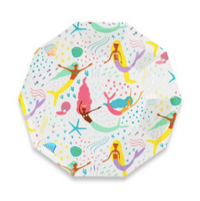 Under the Sea Plates- Small