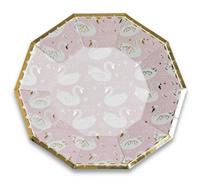 Sweet Princess Swan Plate- Large