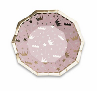 Sweet Princess Plates- Small