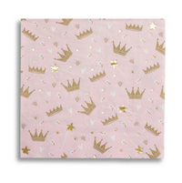 Sweet Princess Napkins