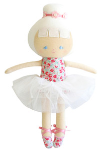 Baby Ballerina- Sweet Floral