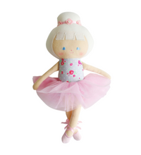 Baby Ballerina Doll- Grey
