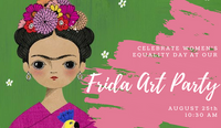 Frida Art Party - Kids