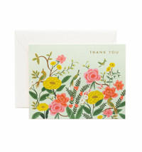 Boxed Set of Shanghai Garden Thank You Cards
