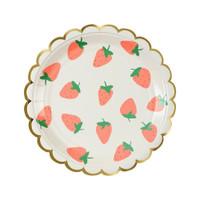 Strawberry Plates- Small