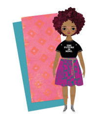Willow Mailable Paper Doll