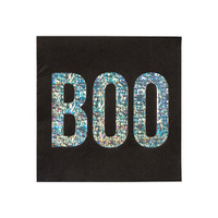 Spooky BOO Napkins- Small
