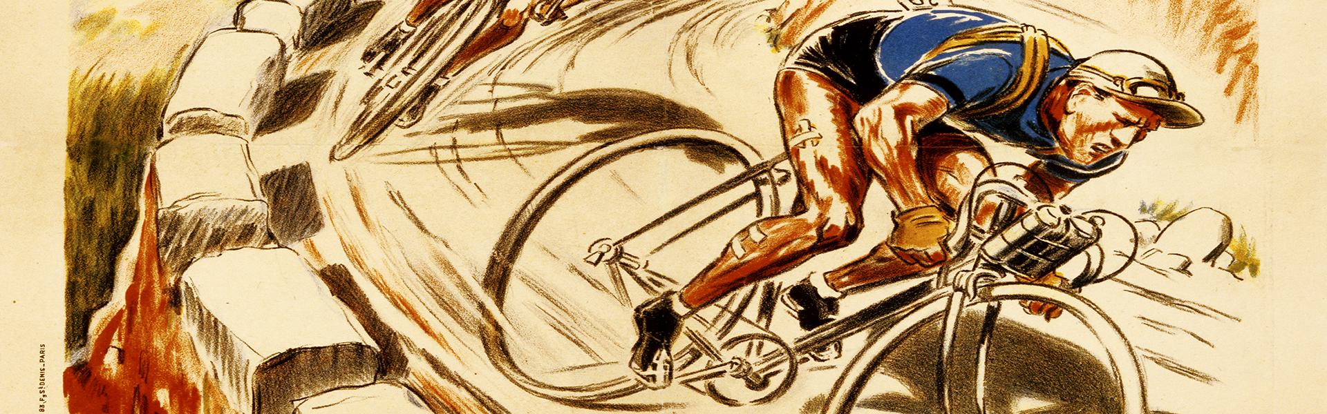 Vintage Cycling Prints 98