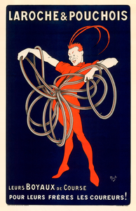 Laroche & Pouchois Bicycle Poster