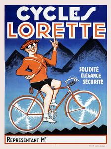 Lorette Poster