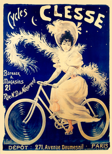 Cycles Clesse Poster
