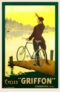 Cycles Griffon Poster
