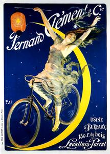 Fernand Clement Poster