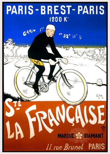 Paris-Brest-Paris Poster
