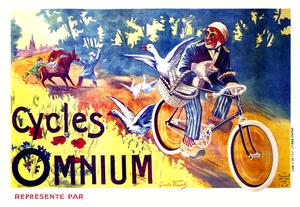 Cycles Omnium I Poster